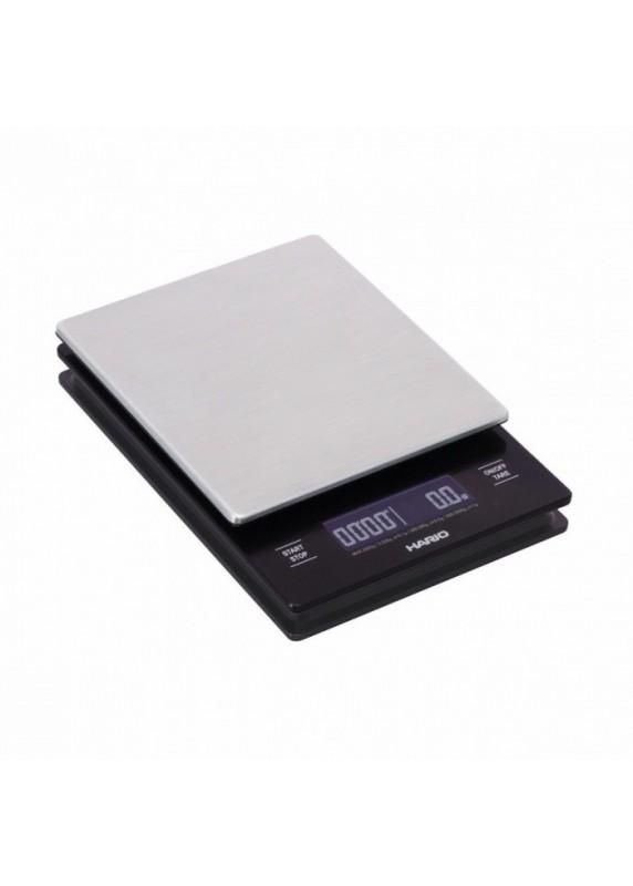 Hario V60 Digitální nerezová váha se stopkami