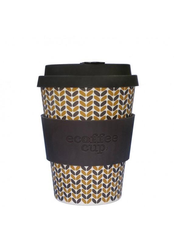 ECoffee Cup Bambusový kelímek na kávu 340 ml Threadneedle