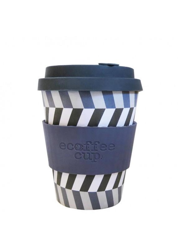 ECoffee Cup Bambusový kelímek na kávu 340 ml Look Into My Eyes