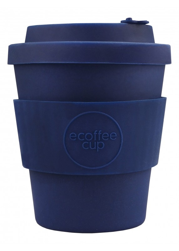 ECoffee Cup Bambusový kelímek na kávu 240 ml Dark Energy