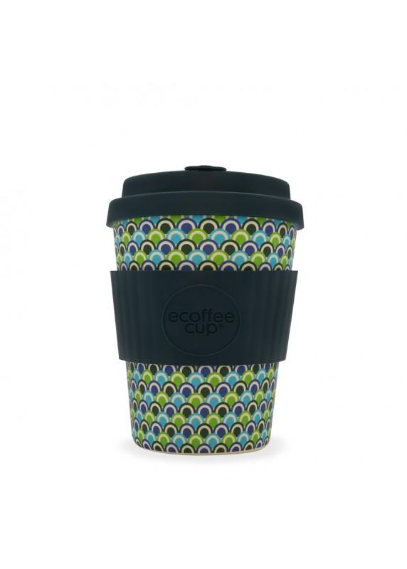 ECoffee Cup Bambusový kelímek na kávu 340 ml Diggi Do