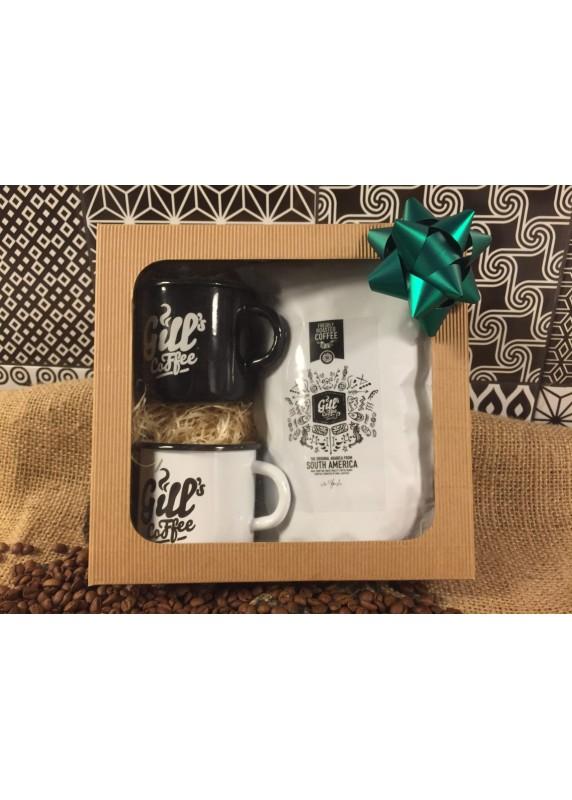 Dárkový balíček Gill´s Coffee Set Colombia 2019