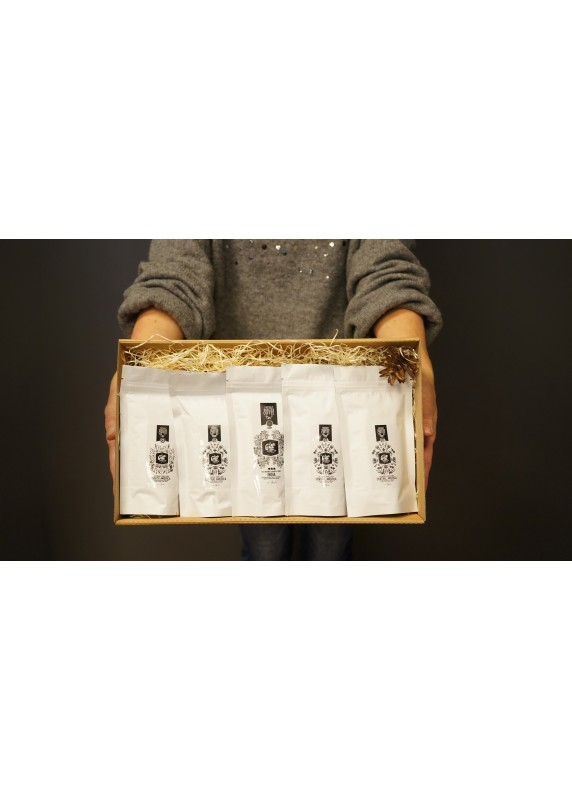 Gill's Coffee box – Chocolate